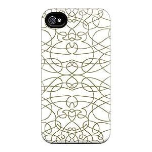 High Grade Jesussmars Flexible Tpu Case For Iphone 4/4s - Emilia Clarke