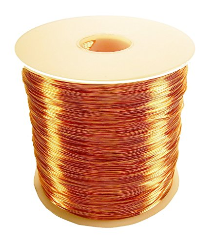 Dead Wire Soft (Copper Wire Dead Soft 1 Lb Spool (20 Ga / 315 Ft.))
