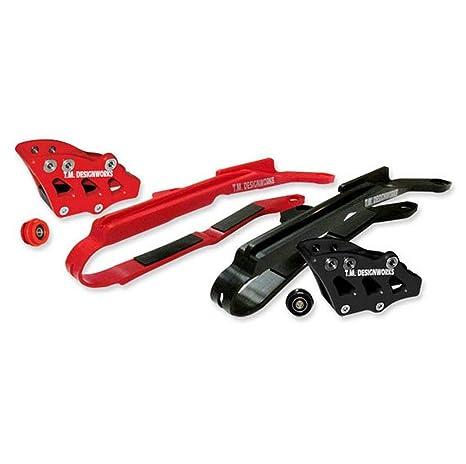 TM Design Works Baja-Rally Chain Slide-N-Guide Kit Black HCP-H07-BK