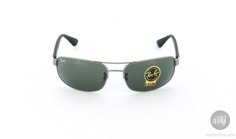Ray-Ban Gafas de sol para hombre gris RB 3445 004 - 64/17 ...