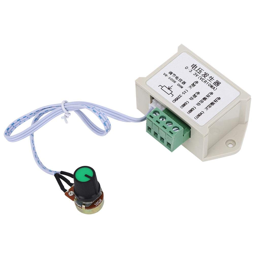 Voltage Regulating Generator Adjustable Analog 3VDC Output for PLC Industrial Control for Sound-producing Analog Quantity.