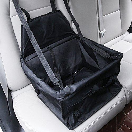 Chien de tapis auto Siège de sécurité imperméable et respirant Sac ceinture avec housse de transport de protection pour siège Voyage de voiture Coussin pour petit chien animal domestique 50%OFF