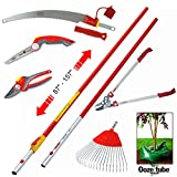 Ultimate Yard Care Tool Set by WOLF-Garten - 9 pc set