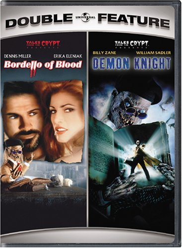 DVD : Tales from Crypt: Bordello of Blood & Demon Knight (Widescreen, 2 Disc)
