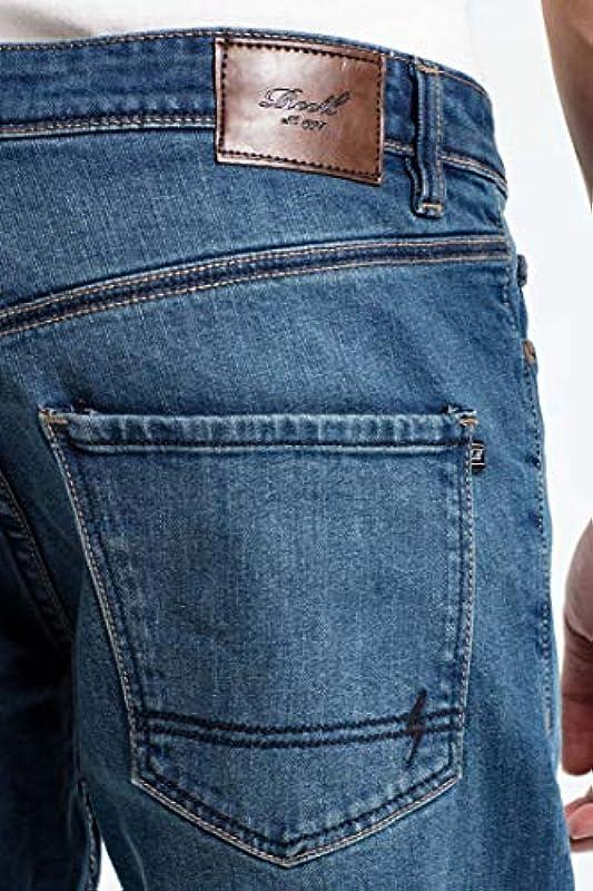 Reell Nova 2, spodnie dla mężczyzn, spodnie typu Tapered Fit: Odzież