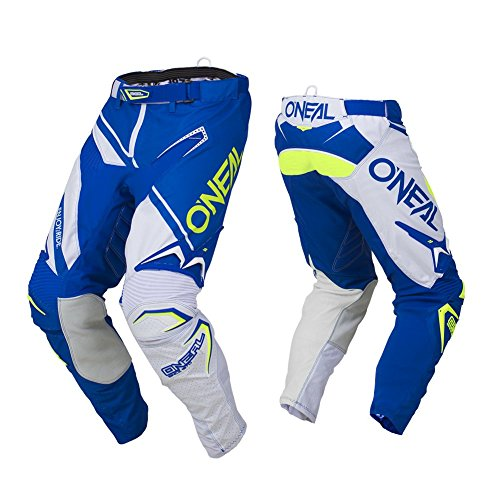 O'Neal Men's Hardwear Rizer Pant (Blue, Size 34) -