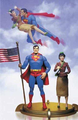 DC Comics Superman/Lois Lane Classic Silver Age Figure Set ()
