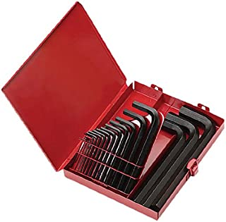 product image for Wright Tool 9E10118 Hex Key Set Short, 18-Piece