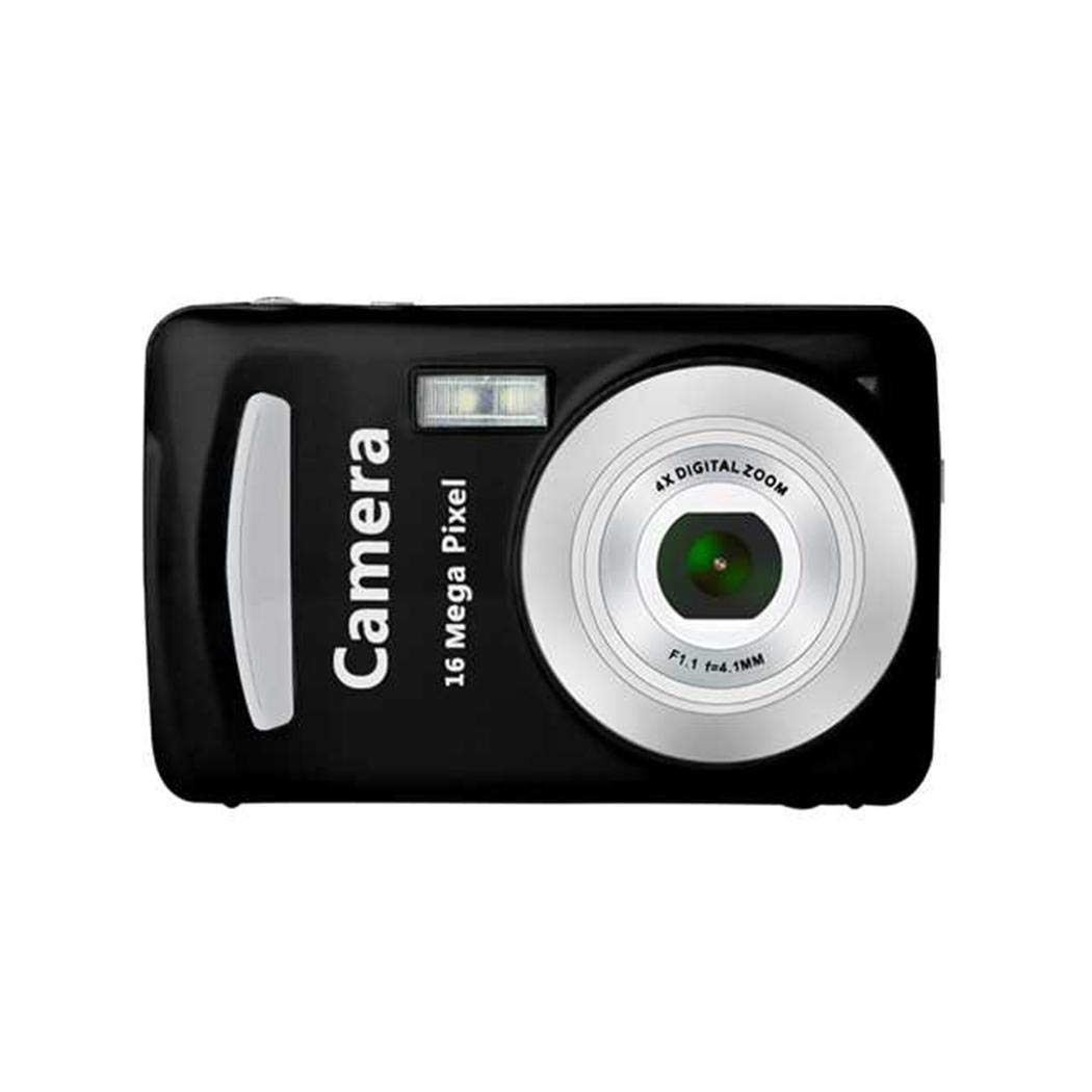 BIMAGE Mini Digital Camera, 2.7 Inch LCD 4X 16 Million HD Digital Camera for Kids/Children/Elder, Travel/Birthday Gift