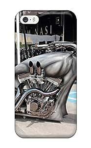 Brand New 5/5s Defender Case For Iphone (custom Motorcycle) 6674658K89376453