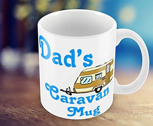 hirosâ ® Dad s Caravan Taza - Taza Personalizada, Los ...
