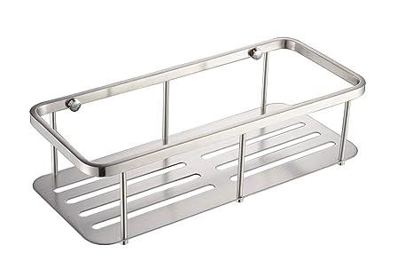 Amazon.com: Konhard CS005 - Cesta de ducha de acero ...