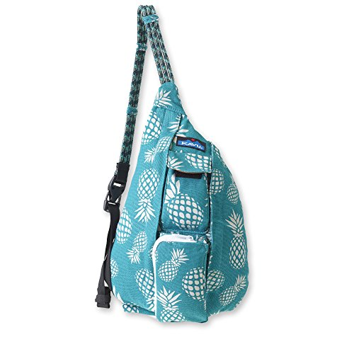 KAVU Mini Rope Bag, Pineapple Passion, One Size
