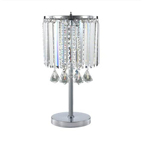 MDSKIW Lámpara De Mesa Nuevo Diseño De Mesa De Cristal Con ...