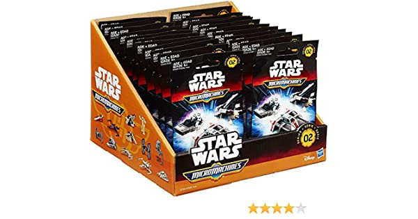 Hasbro Star Wars The Force Awakens Micro Machines Series 2 Caja ...