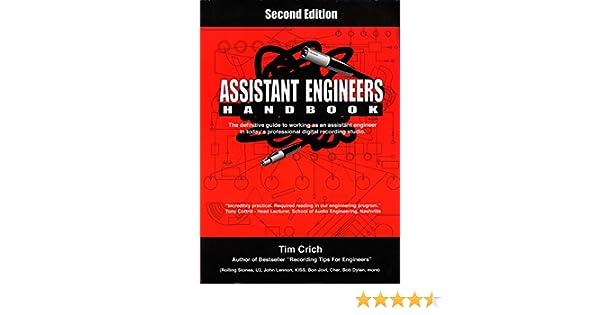 Amazon assistant engineers handbook 9780969822332 tim amazon assistant engineers handbook 9780969822332 tim crich books fandeluxe Choice Image