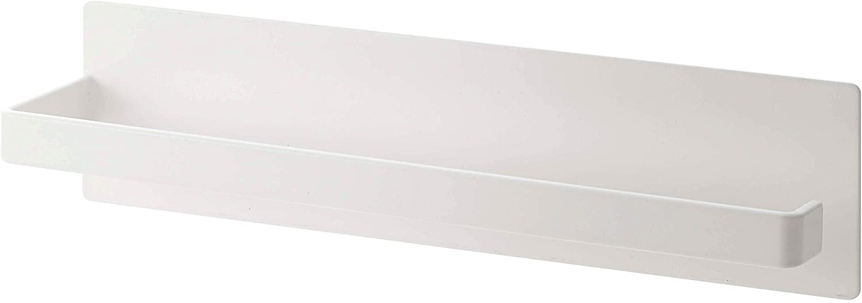 YAMAZAKI home Plate Magnet, Paper Towel Holder, White