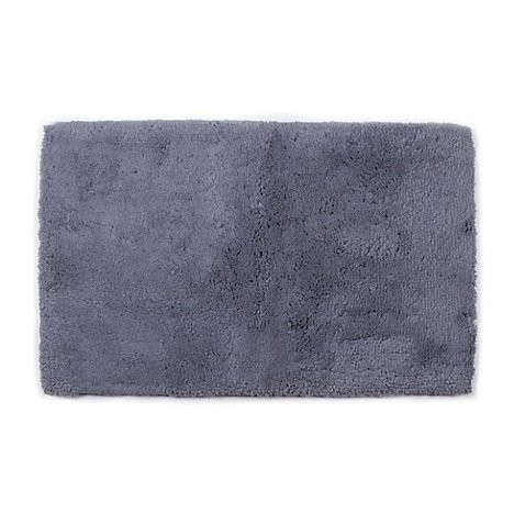 Therapedic 21-Inch x 34-Inch Memory Foam Bath Rug in Twilight (Shug Rug)