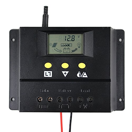 solar charge controller 60 amp - 9
