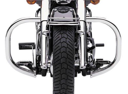 Cobra Fatty Chrome 1-1/2&Prime, Freeway Bars 12245 (Cobra Freeway Engine)