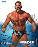 Matt Morgan - TNA Impact Wrestling 8x10 Promo Photo by TNA