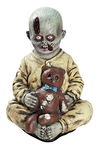 Forum Novelties 73680 Zombie Baby Boy party decoration, (Halloween Zombie Babies)