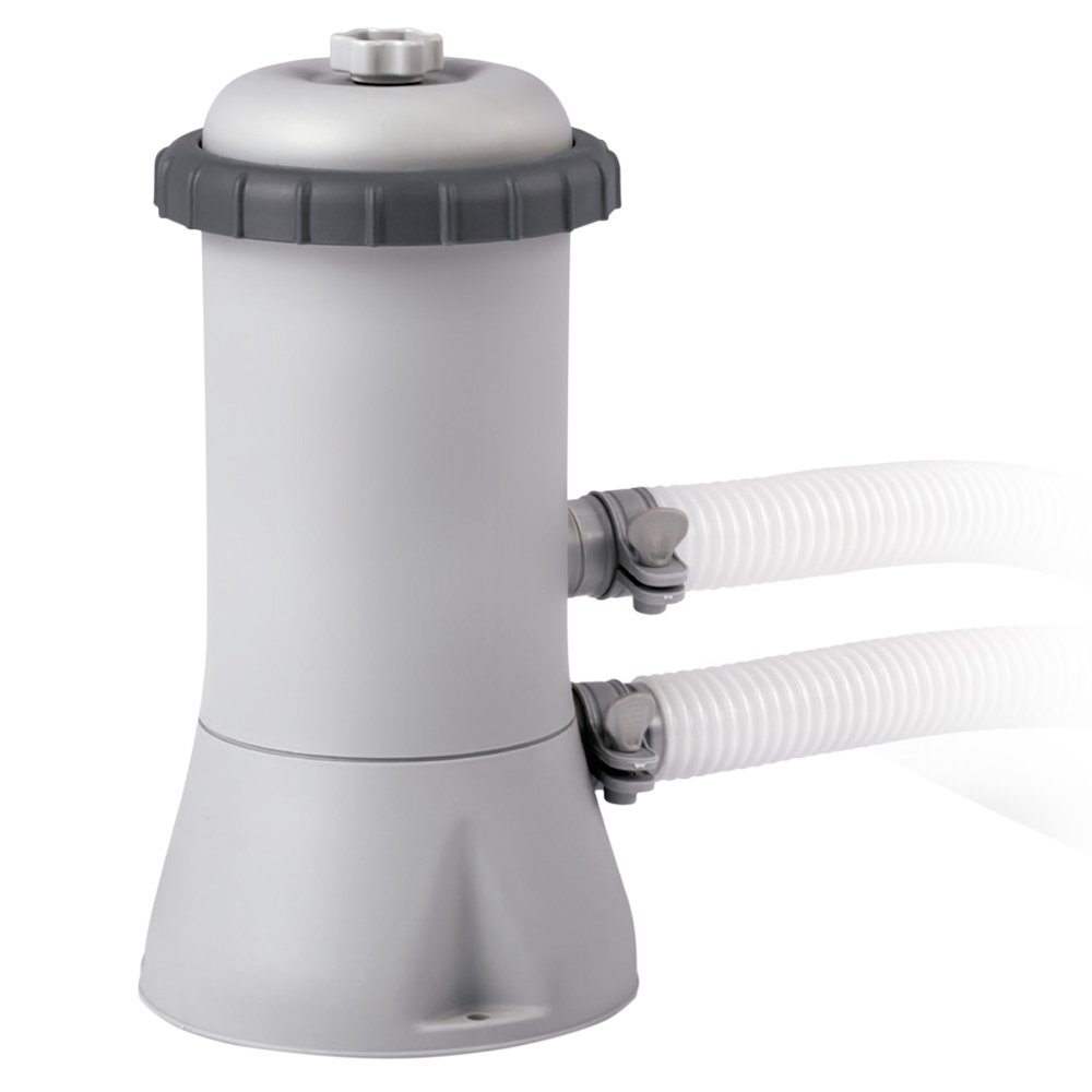 INTEX 28604 Cartridge Filter Cartridge 1.7 m3 / hr - Grey