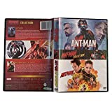 The Wasp and Ant-Man Movie 2 DVD Disc Marvel