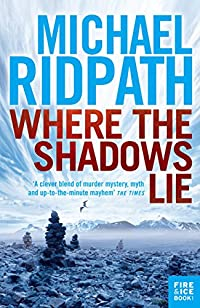 Where The Shadows Lie by Michael Ridpath ebook deal
