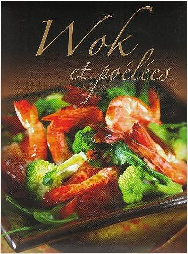 Read Online Wok et poêlées pdf, epub