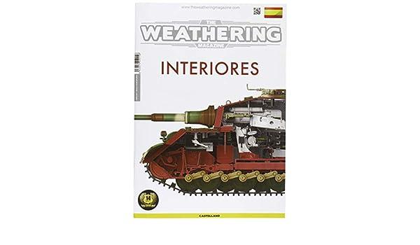 Amazon.com: AMMO MIG-4015 Number 16. Interiors Castellano, Multicolour: Toys & Games