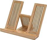 Anchor Hocking Fresco Bamboo Cookbook Holder