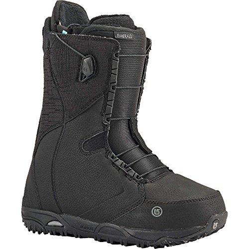 - Burton Womens 106281 Emerald Snowboard Boot, Black - 8