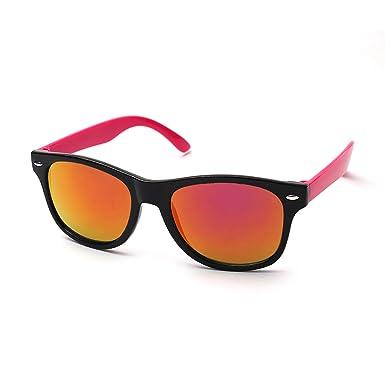 Kiddus Gafas de Sol Niños Chicos Protección UV400 Edad recomendada de 6 a 12 años Diferentes y Divertidos Diseños