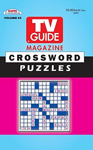 (TV Guide Crossword Puzzle Book - Volume 45)