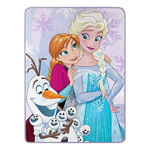 Disney Frozen, Snow Hugs Micro Raschel, 46