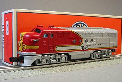 LIONEL SANTA FE CHIEF FT DIESEL RAILSOUNDS 6-30178 engine locomotive 6-38231 (Lionel O Gauge Diesel Engine compare prices)