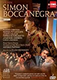 Verdi: Simon Boccanegra: Live from the Royal Opera House [2010] [DVD]