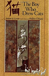 Dover Children's Thrift Classics: The Boy Who Drew Cats and Other Japanese Fairy