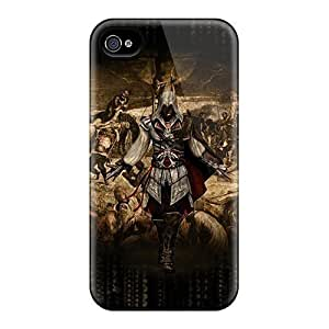 For Iphone Case, High Quality Assassins Creed For Iphone 4/4s Cover Cases