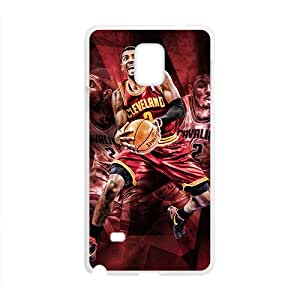 Malcolm Kyrie Irving Cleveland Cavaliers NBA Phone Case for Samsung Galaxy Note4