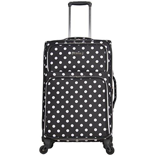 4 Wheel Expandable Luggage (Heritage Travelware Albany Park 24