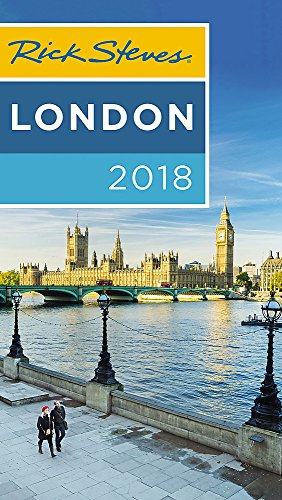Rick Steves London 2018 cover