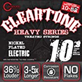 Cleartone Monster Electric Guitar Strings - Dave Mustaine Signature Series 10-52