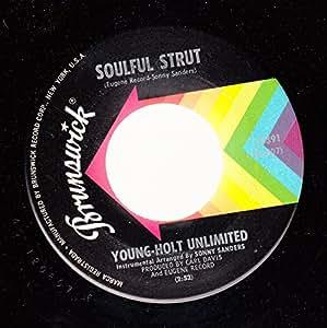 The Young-Holt Unlimited: Soulful Strut [ LP Vinyl ]