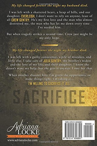Buy Sacrifice Book Online At Low Prices In India Sacrifice Reviews