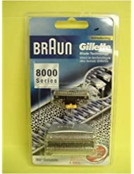 Braun 8000CP Foil/Cutter for the 360 Complete 8000 Series