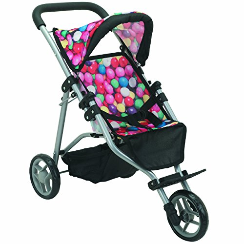 Little Princess Dolls Pram - 2