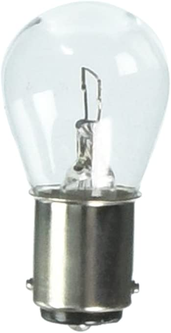 Eiko 1156DC 12.8V 2.1A S-8 DC Bayonet Base Halogen Bulbs