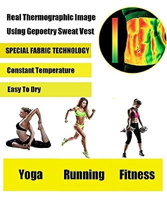 LAZAWG Women Slimming Sweat Long Shirt Weight Loss Neoprene Body Shaper Hot Sauna Suit Shapewear Black